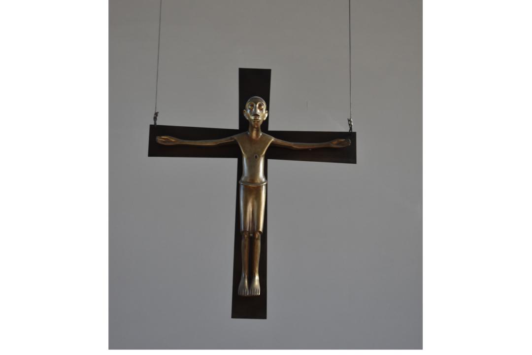 Kreuzwegandachten in Sankt Bernard