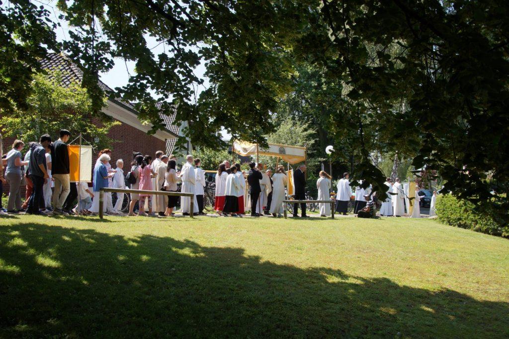 Rückschau auf das Fronleichnams- und Patroziniumsfest
