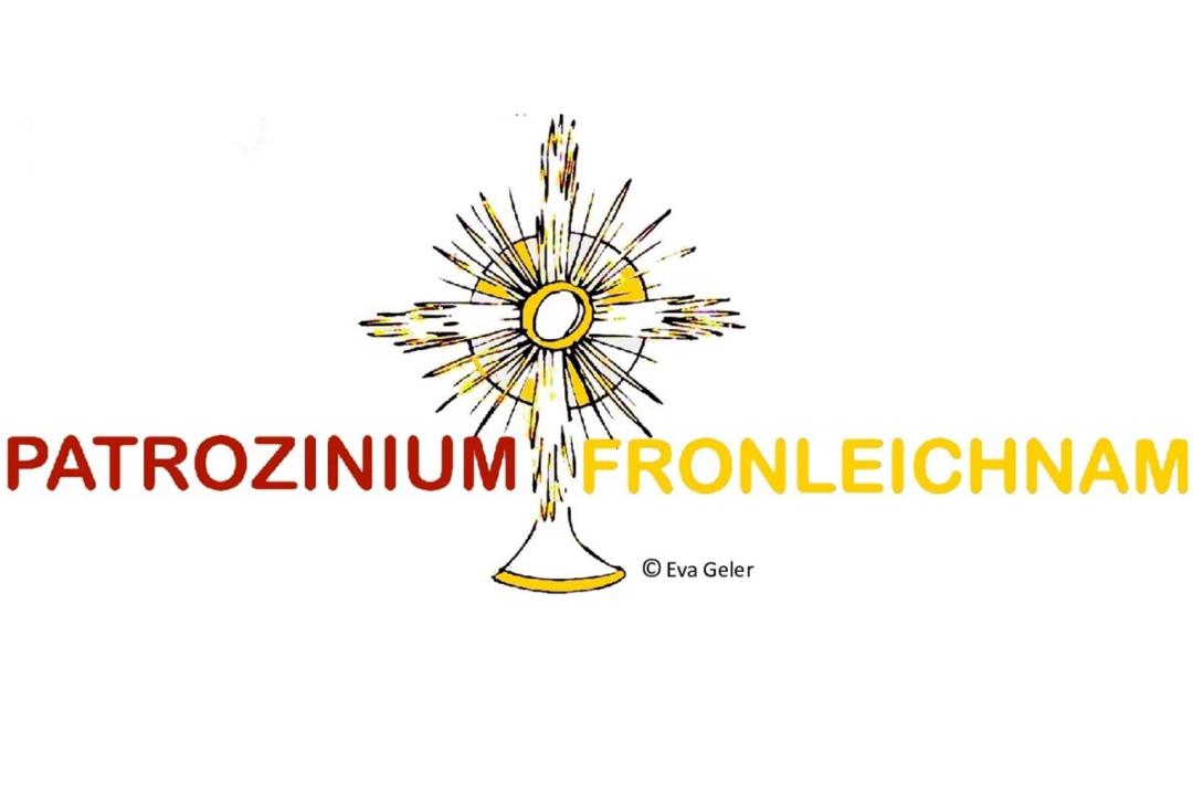 Feier des Patroziniums und des Fronleichnamfestes in Sankt Bernard