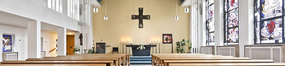 Gebetsspaziergang im KKH Wilhelmstift am 13.07.19